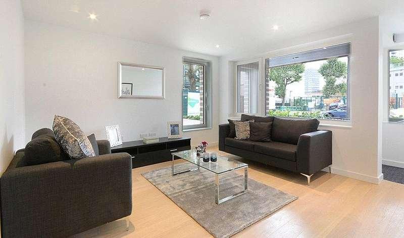 3 Bedrooms Maisonette Flat for rent in Elephant and Castle, London, SE17