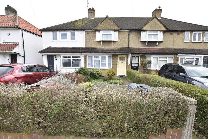 3 Bedrooms Terraced House for sale in Swan Road, Hanworth