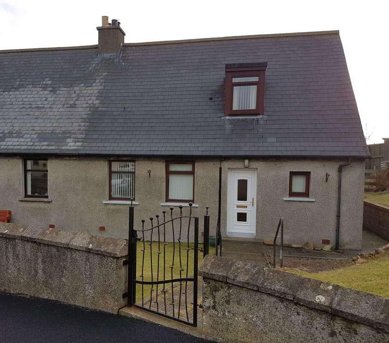 3 Bedrooms Semi Detached House for sale in 19 Hoymansquoy, Stromness