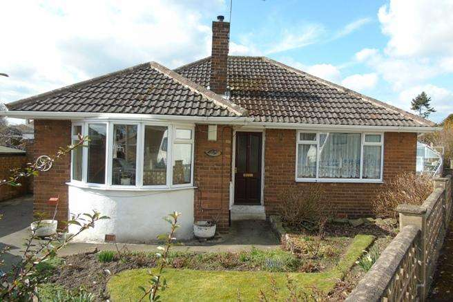 2 Bedrooms Bungalow for sale in 6 Wentworth Way, Dodworth, Barnsley, S75 3RA