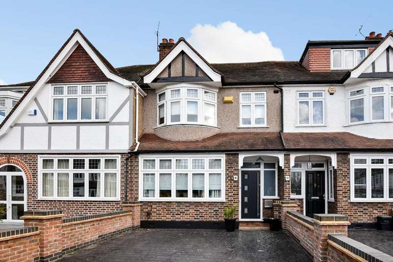3 Bedrooms Terraced House for sale in Pembroke Road, Bromley