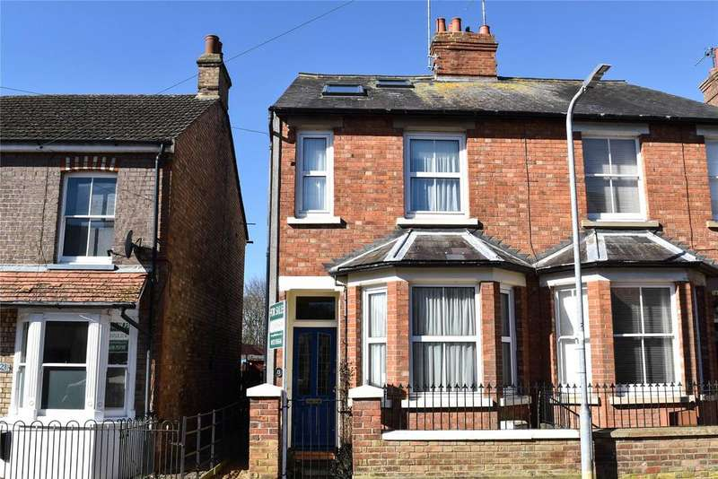 3 Bedrooms Semi Detached House for sale in Rothschild Road, Wing
