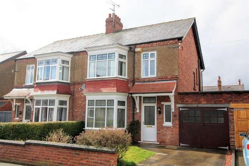 3 Bedrooms Semi Detached House for sale in Pierremont Road, Darlington