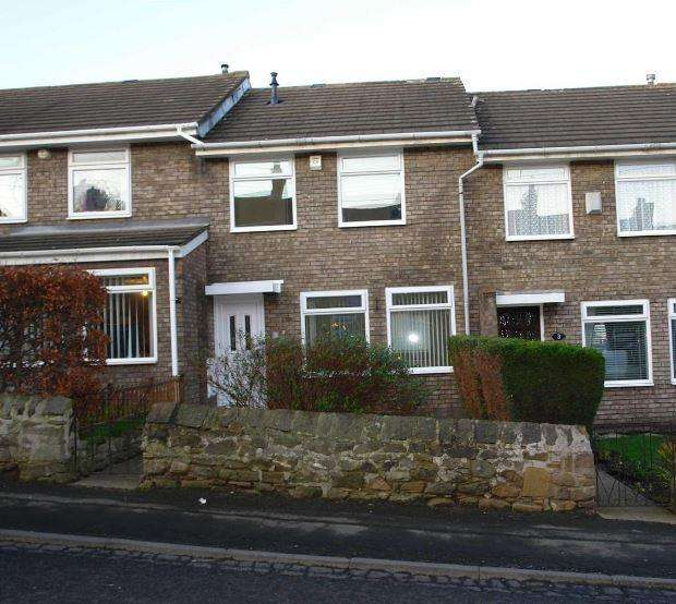 3 Bedrooms Terraced House for rent in Charlbury Close, Springwell Village, Gateshead