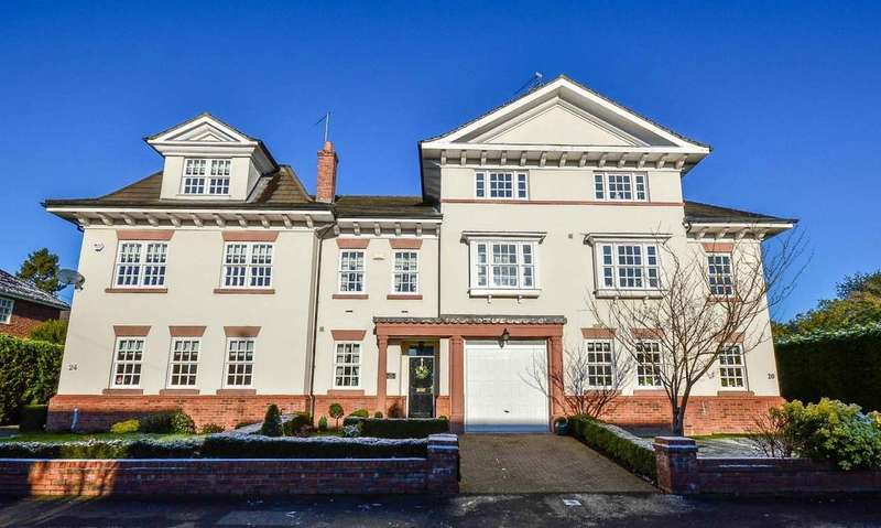 4 Bedrooms Town House for sale in Vale Road, Bowdon