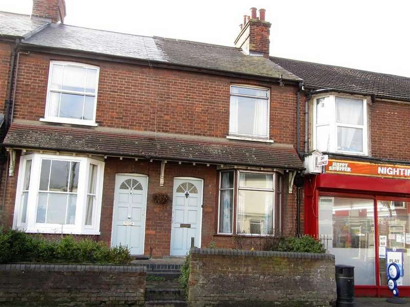 2 Bedrooms Terraced House for sale in Nightingale Road, Hitchin, SG5