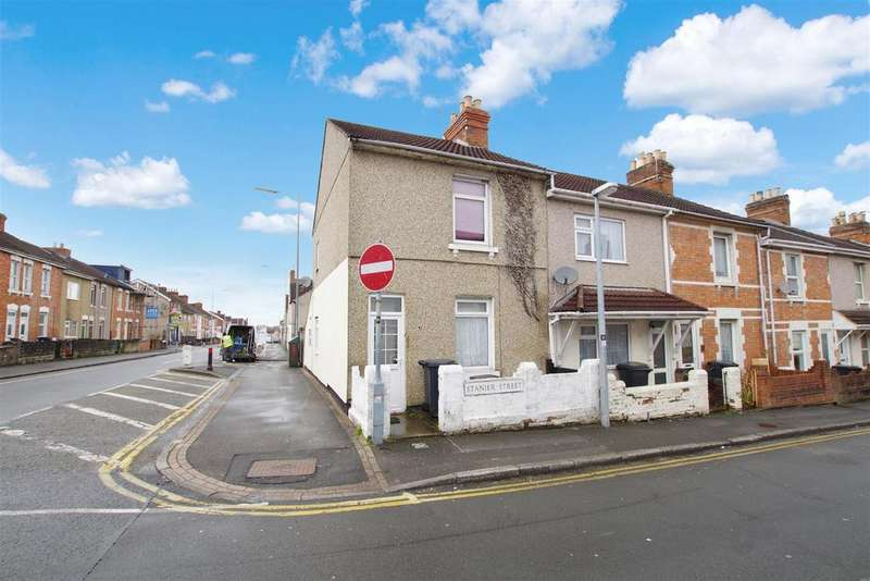 2 Bedrooms End Of Terrace House for sale in Stanier Street, Swindon