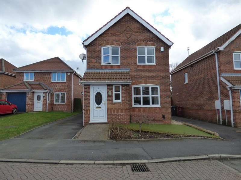 3 Bedrooms Detached House for sale in Millwood Close, BLACKBURN, Lancashire