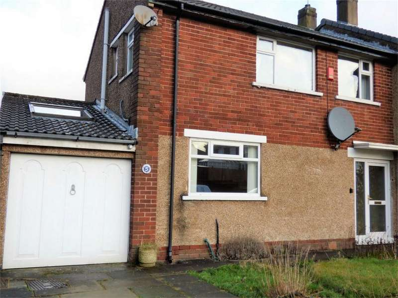 3 Bedrooms Semi Detached House for sale in Kirkstone Avenue, BLACKBURN, Lancashire