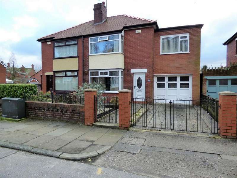 3 Bedrooms Semi Detached House for sale in Nares Road, BLACKBURN, Lancashire