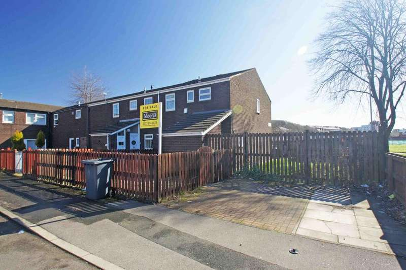 3 Bedrooms End Of Terrace House for sale in Willow Avenue, Burley, Leeds 4