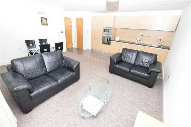 2 Bedrooms Apartment Flat for sale in Barton Place, Green Quarter, Manchester, M4