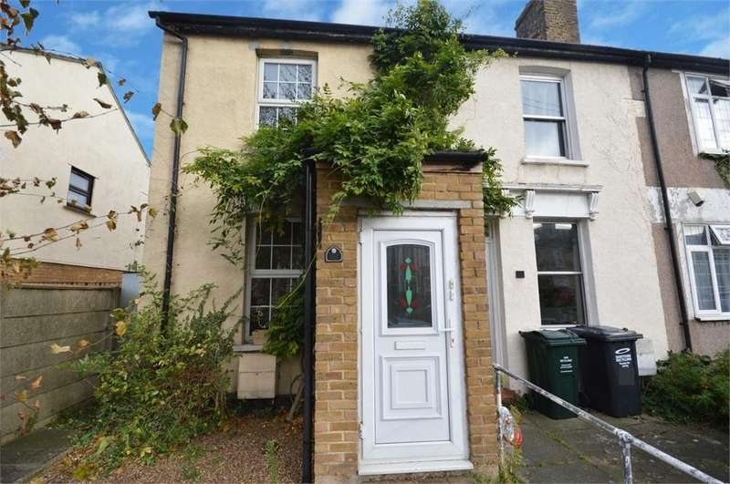 2 Bedrooms End Of Terrace House for sale in Invicta Road, Dartford