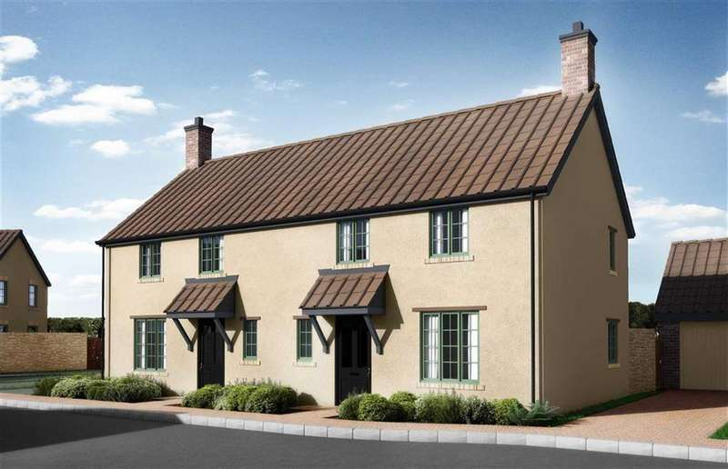 3 Bedrooms Semi Detached House for sale in Falcon Close, Seavington, Ilminster, Somerset, TA19