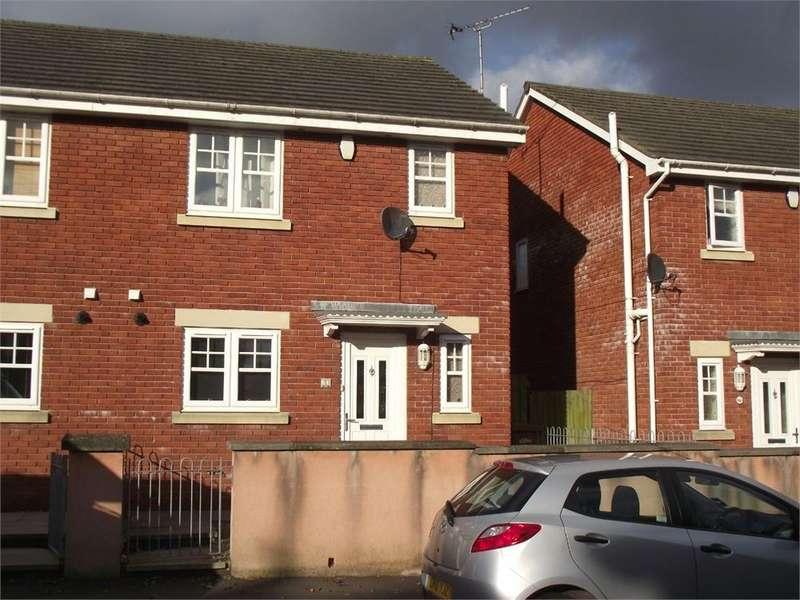 3 Bedrooms Semi Detached House for sale in Mount Pleasant, Penpedairheol, Hengoed