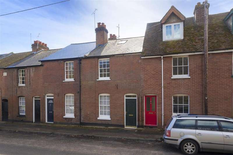 3 Bedrooms Terraced House for sale in Glemsford Cottages, London Road, Upper Harbledown