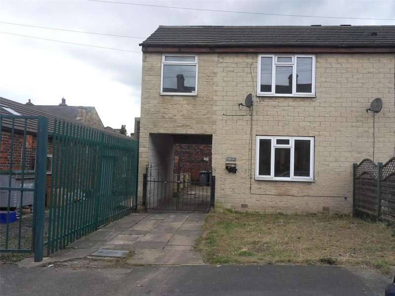2 Bedrooms End Of Terrace House for sale in Crowther Street, Batley, West Yorkshire, WF17