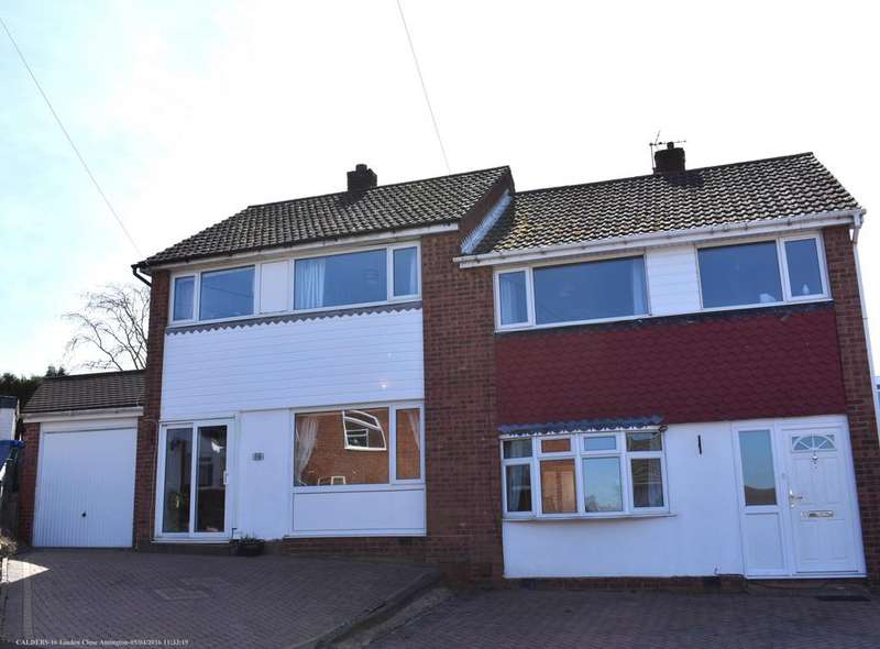 3 Bedrooms Semi Detached House for sale in Linden Close, Amington, B77 3HB