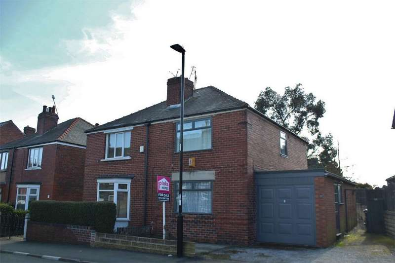 3 Bedrooms Semi Detached House for sale in Parson Cross Road, SHEFFIELD, South Yorkshire