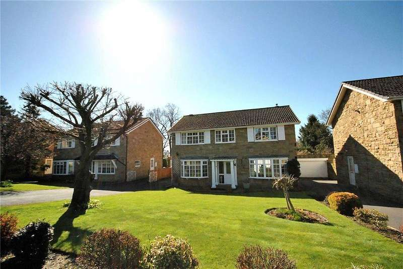 4 Bedrooms Detached House for sale in Adel Pasture, Adel, Leeds