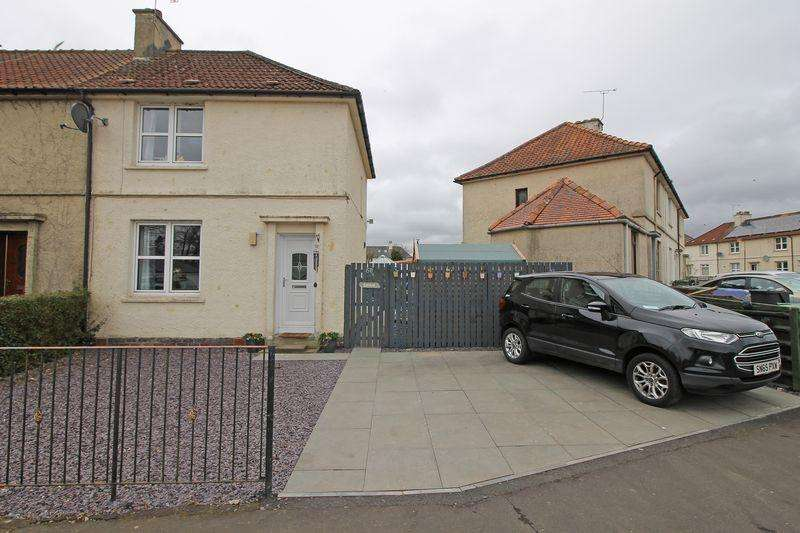 3 Bedrooms End Of Terrace House for sale in Firs Crescent, Stirling