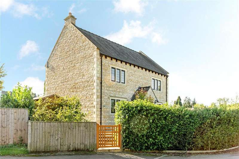 5 Bedrooms Detached House for sale in Malleson Road, Gotherington, Cheltenham, Gloucestershire, GL52