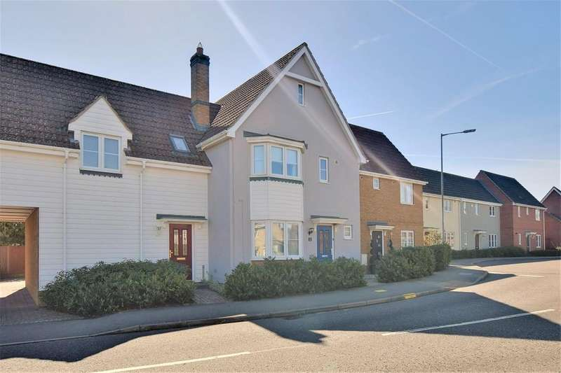 3 Bedrooms Terraced House for sale in Willow Road, Woodlands Park