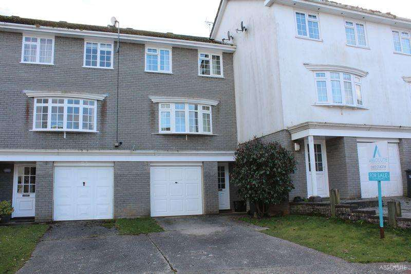 3 Bedrooms Terraced House for sale in Hollywater Close, Torquay
