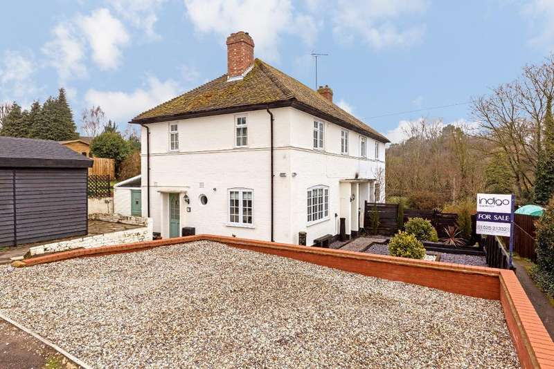 3 Bedrooms Semi Detached House for sale in Chiltern Close, Ampthill, Bedfordshire, MK45 2QA