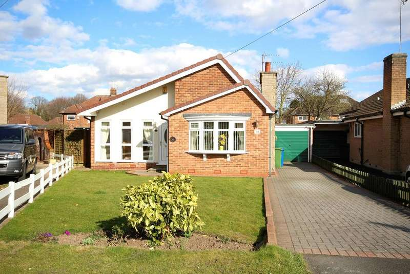 3 Bedrooms Detached Bungalow for sale in Sancton Close, Cottingham, HU16