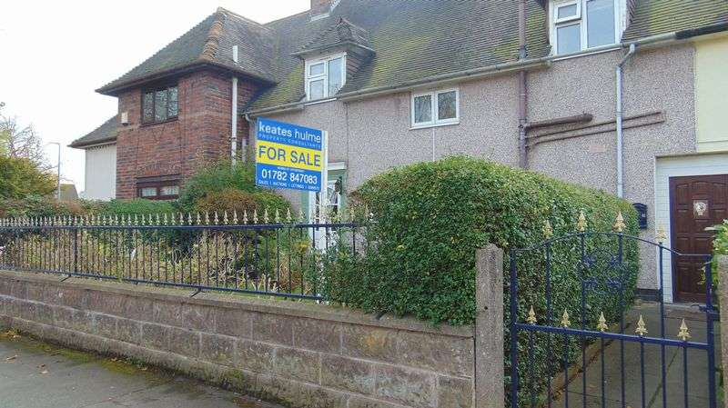 3 Bedrooms Property for sale in Keelings Drive, Trent Vale, Stoke-On-Trent