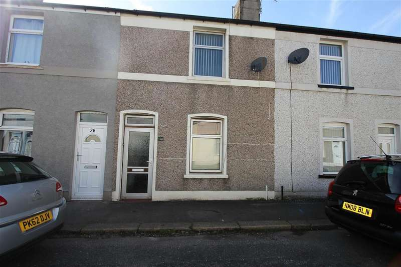 2 Bedrooms Terraced House for sale in Surrey Street, MILLOM