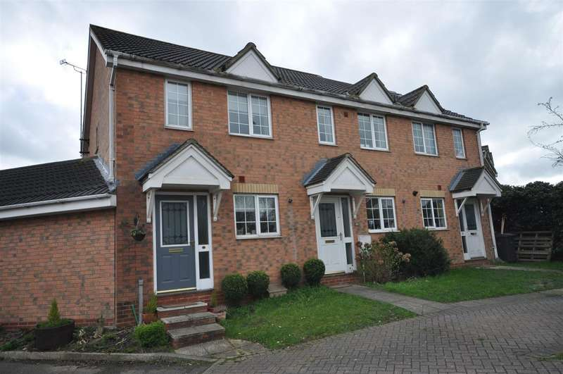 2 Bedrooms Terraced House for sale in Moulsham Chase, Chelmsford