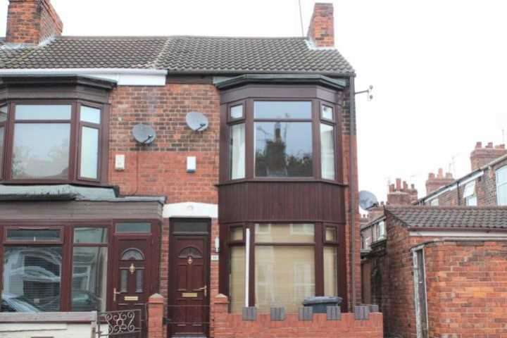 2 Bedrooms Unique Property for sale in 98 Reynoldson Street, Hull, hu5 3bs, UK