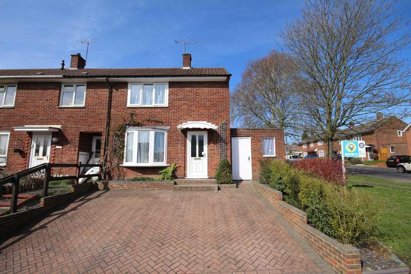 2 Bedrooms Semi Detached House for sale in Beckford Avenue, Bracknell