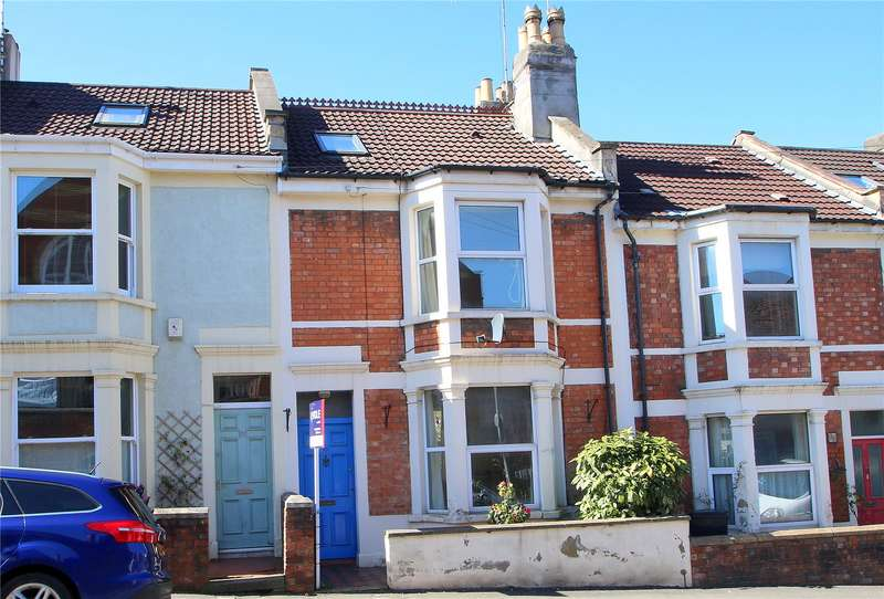 4 Bedrooms Terraced House for sale in Beauley Road Southville Bristol BS3