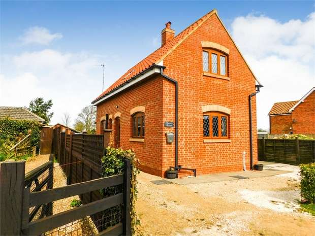 4 Bedrooms Detached House for sale in Main Road, Withern, Alford, Lincolnshire