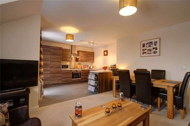 2 Bedrooms Flat for sale in Seagent Place, Shotley Bridge, Consett, DH8