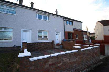 2 Bedrooms Terraced House for sale in Longay Place, Glasgow
