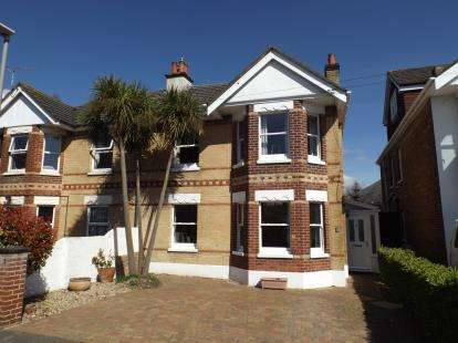 3 Bedrooms Semi Detached House for sale in Branksome, Poole
