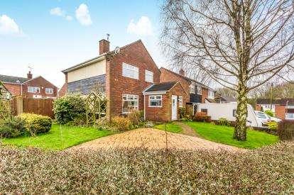 3 Bedrooms Detached House for sale in Mitre Close, Essington, Wolverhampton, Staffordshire