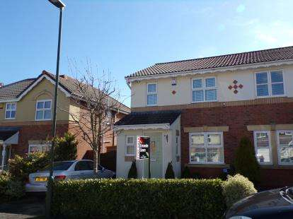 3 Bedrooms Semi Detached House for sale in Gladden Hey Drive, Winstanley, Wigan, Greater Manchester, WN3