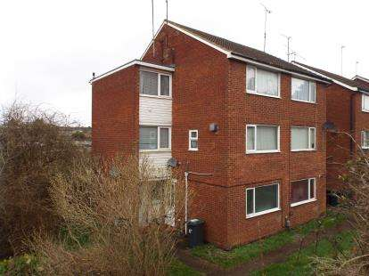 2 Bedrooms Maisonette Flat for sale in Brendon Avenue, Luton, Bedfordshire