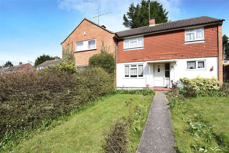 3 Bedrooms Semi Detached House for sale in Blagdon Road, Reading, Berkshire, RG2