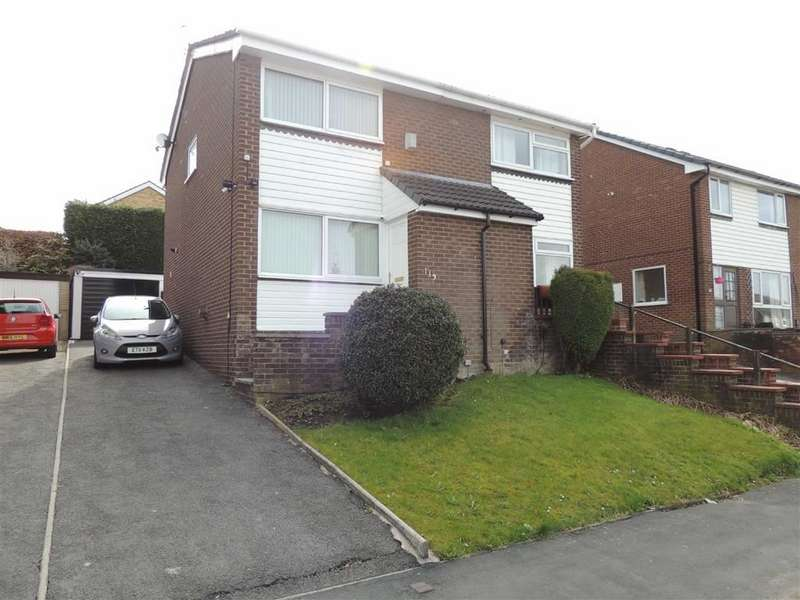 2 Bedrooms Semi Detached House for sale in Shearwater Road, Offerton, Stockport
