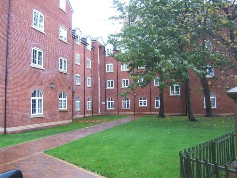1 Bedroom Flat for sale in Maranatha Court, Barton Road, Manchester, M30 7QL