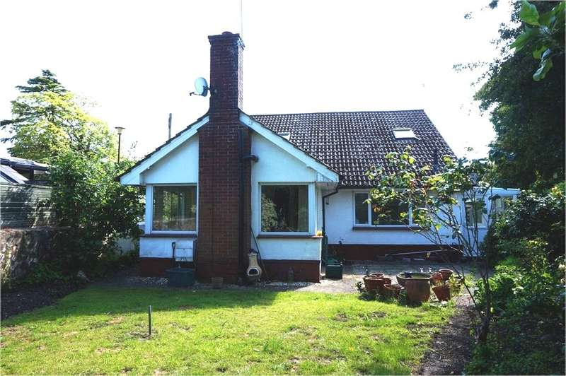3 Bedrooms Semi Detached Bungalow for sale in High Street, Caerleon, Newport, NP18