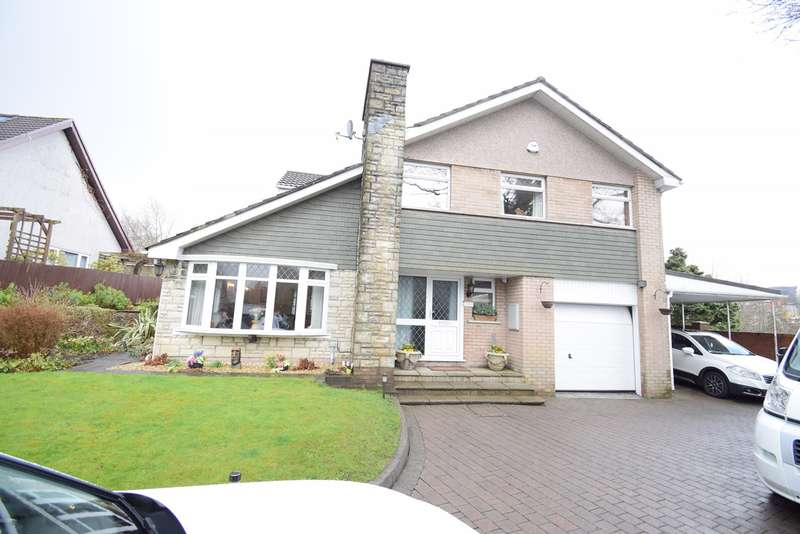 4 Bedrooms Detached House for sale in Maesderwen Crescent, Pontymoile, PONTYPOOL, NP4