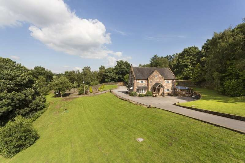 6 Bedrooms Detached House for sale in Rakesdale, Alton,Stoke-On-Trent, ST10 4BT