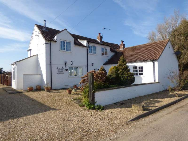 4 Bedrooms Detached House for sale in Mill Lane, Fosdyke